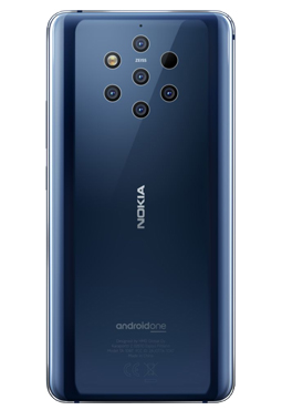 Futerał Back Case Nokia 9 Pureview