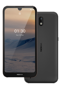 Futerał Back Case Nokia 1.3