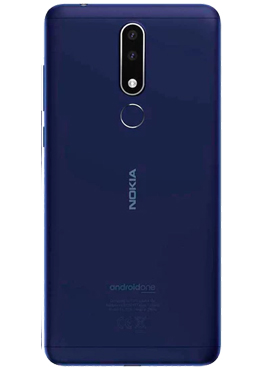 Futerał Back Case Nokia 3.1 Plus