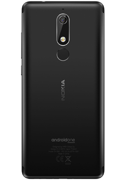 Futerał Back Case Nokia 5.1