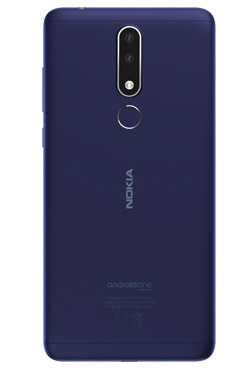 Futerał Back Case Nokia 5.1 Plus