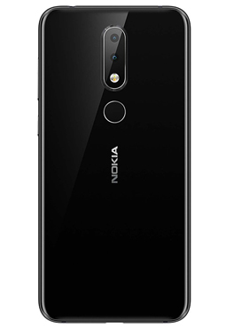 Futerał Back Case Nokia 6.1 Plus (Nokia X6)