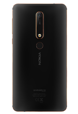 Futerał Back Case Nokia 6.1