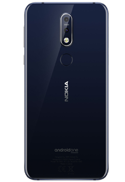 Futerał Back Case Nokia 7.1