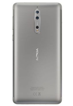 Futerał Back Case Nokia 8