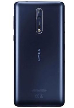 Futerał Back Case Nokia 9