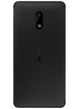 Futerał Back Case Nokia 6
