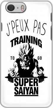 Futerał Back Case Je peux pas Training to go super saiyan dla Iphone 6 4.7