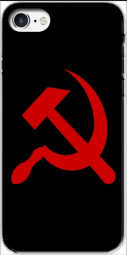 Futerał Back Case Communist sickle and hammer dla Iphone 7 / Iphone 8