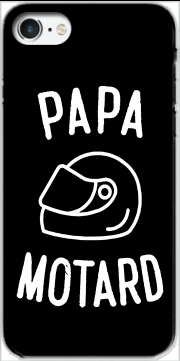 Futerał Back Case Papa Motard Moto Passion dla Iphone 7 / Iphone 8