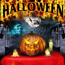 haloween cover